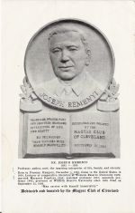 Joseph Remenyi, Dedication Ceremony, Page 2